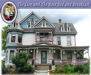 the lion and the rose bnb