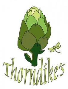 Thorndikes Restaurant at The Monadnock Inn Jaffrey NH